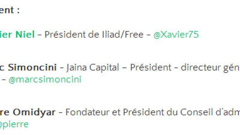 Les 100 qui font le web : Xavier Niel, le « pilier » N°1