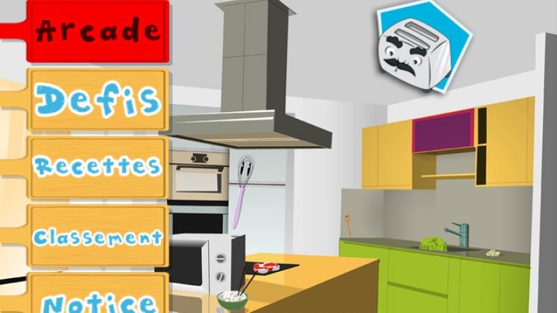 Lancement de Puzzle Kitchen sur le FreeStore