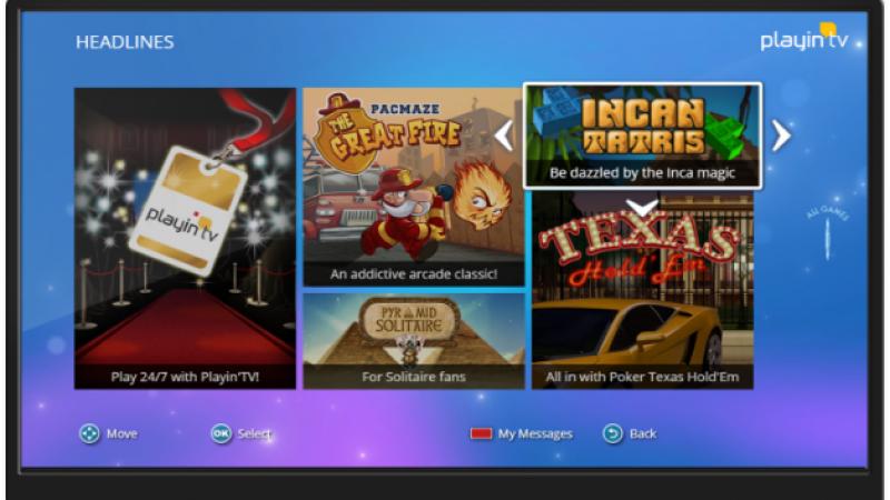 Playin'TV annonce l'arrivée de nouveaux jeux sur la Freebox Révolution