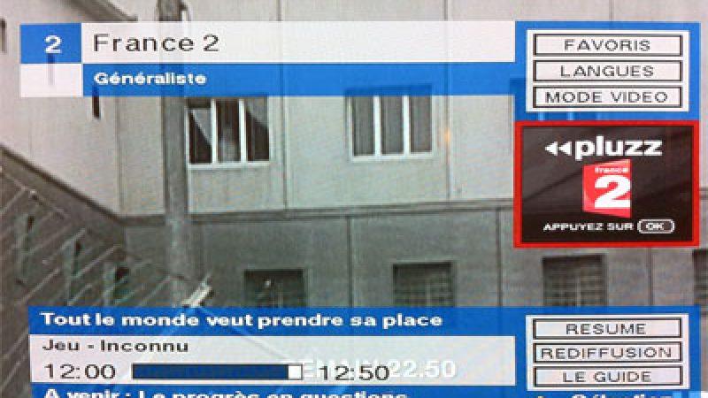 Freebox TV : Pluzz accessible directement depuis les chaînes de France TV