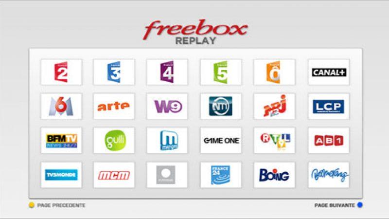 """""""Canal+ à la demande"""" va intégrer la mosaïque Freebox Replay"""