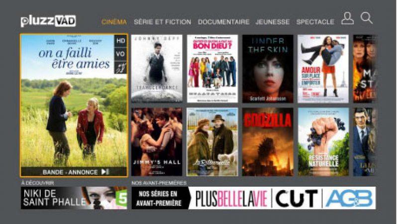 France Télévisions présente les évolutions de la nouvelle interface Pluzz VàD lancée sur la Freebox