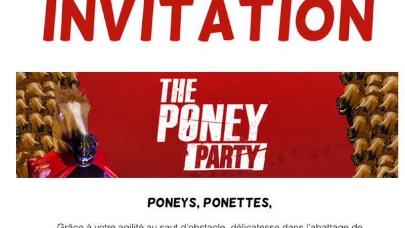 The Poney Project : Suivez en direct sur Univers Freebox l'annonce qui sera faite ce soir