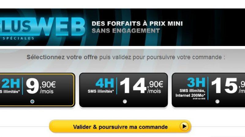 Face à Free Mobile, La Poste Mobile lance 3 nouveaux forfaits