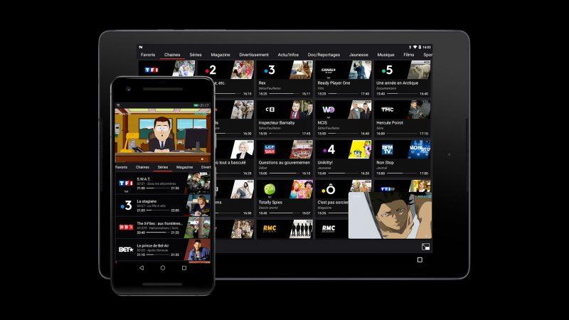 Regarder Freebox TV sur votre smartphone et tablette :  Box'n TV se met à jour