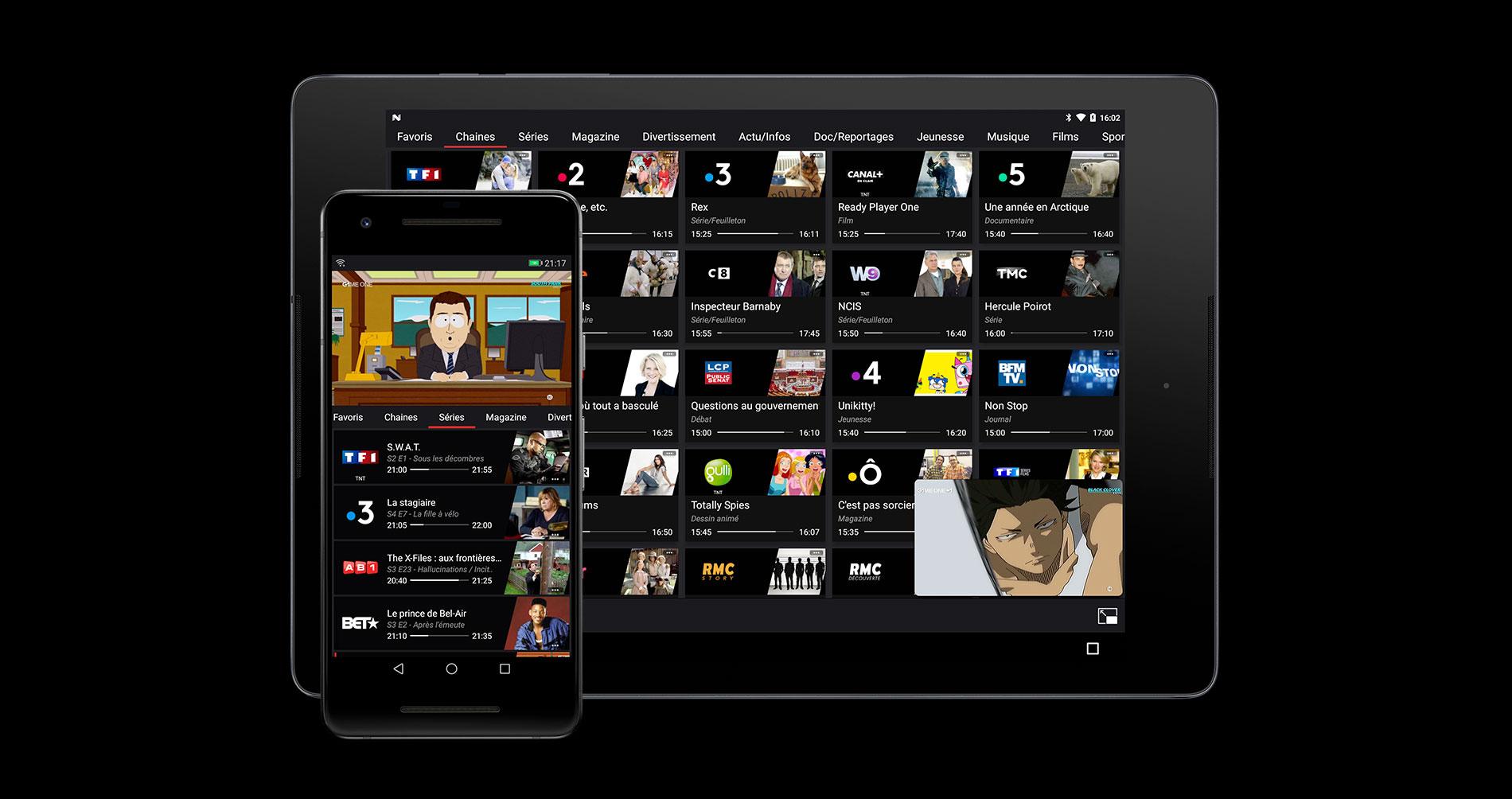 comment regarder free sur 2 tv