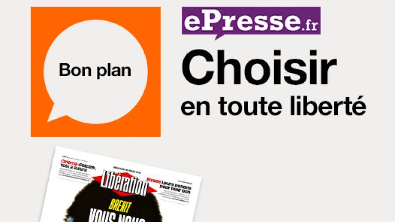 Orange lance une offre de presse numérique à 10€/mois