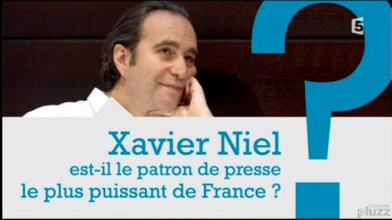 Reportage : Xavier Niel, le patron de presse le plus puissant de France ?