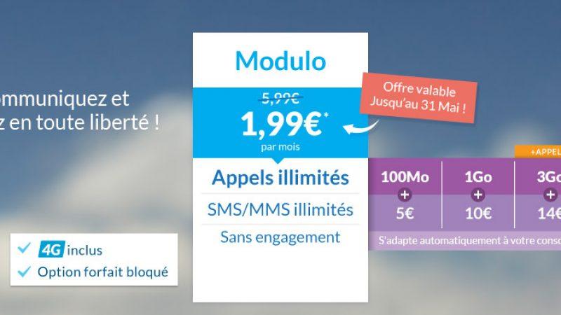 Prixtel : les appels et les SMS/MMS en illimité pour 1.99 euros par mois