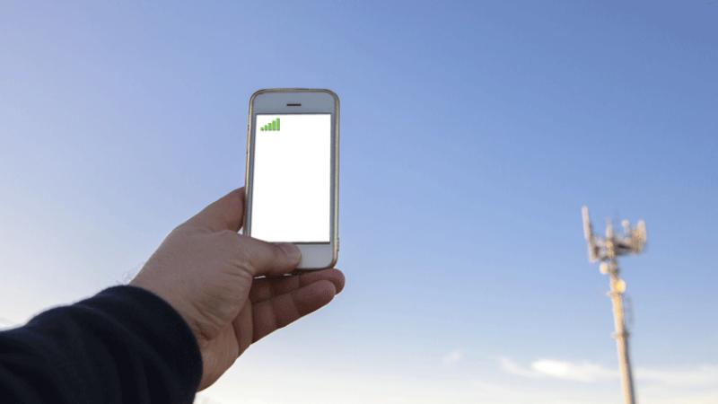 """Couverture 4G : une collectivité veut aller plus vite et plus loin que le """"New deal"""""""