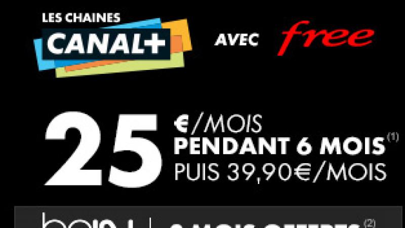 Nouvelle offre promo Canal+ sur Freebox pour les fêtes de Noël