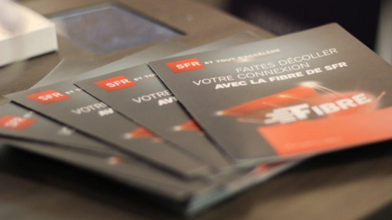 La Ville d'Aytré et SFR inaugurent le réseau fibre aytrésien