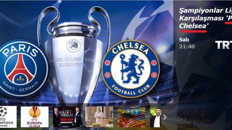 [màj] Suivez PSG – Chelsea en clair sur Freebox TV
