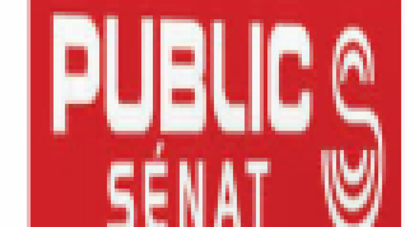[CP] Freebox TV : Public Sénat 24h/24h (à partir du 16 juillet)