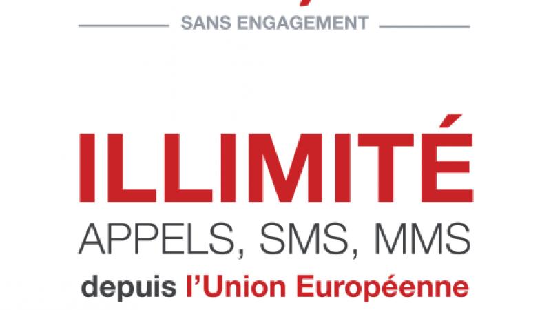 Free Mobile : une nouvelle campagne d'affichage également pour le roaming illimité en Europe