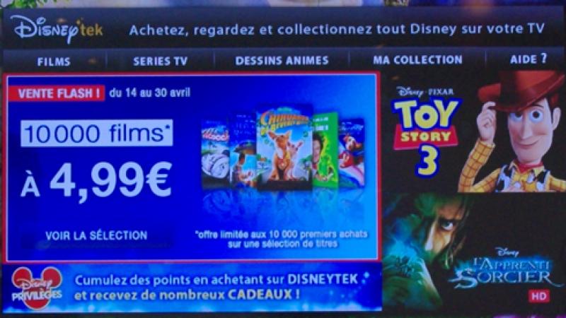 Disneytek et abcTeck : Présentation des tarifs et des offres spéciales de lancement