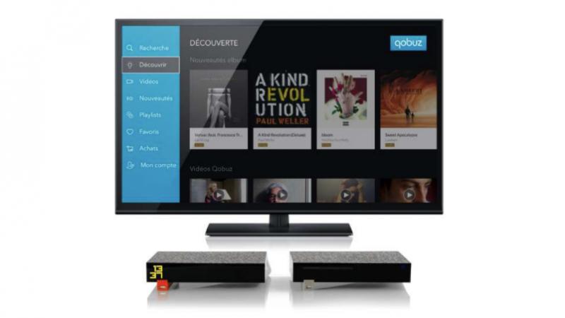 """Qobuz lance une nouvelle offre sans engagement baptisée """"Studio"""", prochainement disponible sur Freebox Révolution"""