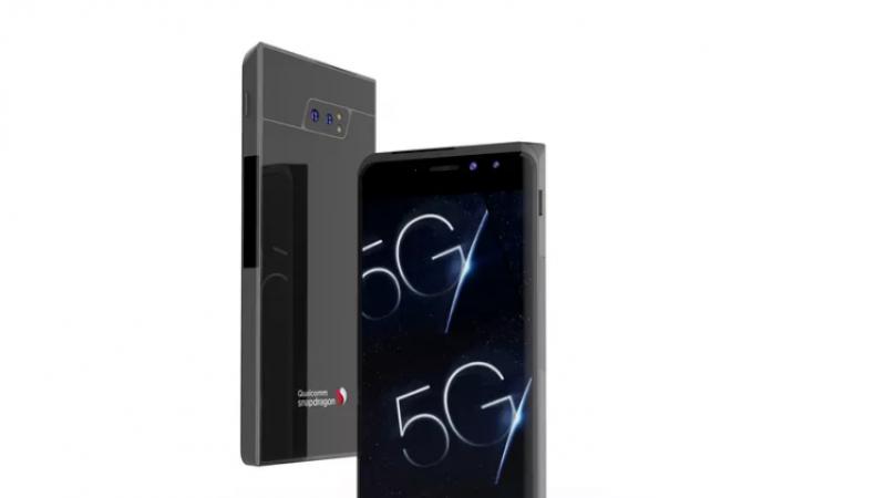 Qualcomm lève le voile sur le premier prototype de smartphone 5G