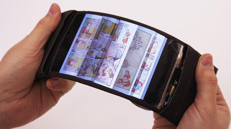 Un futur iPhone pliable pour Apple