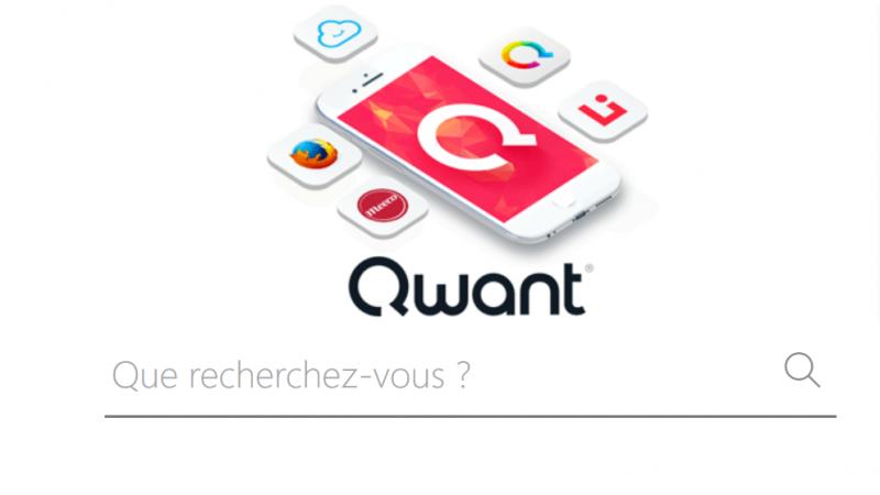 Qwant, le moteur de recherche alternatif 100% français lève 18,5 millions et vise l'Europe