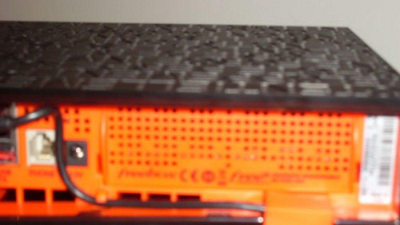 Un rack pour disque dur dans la Freebox Server ?