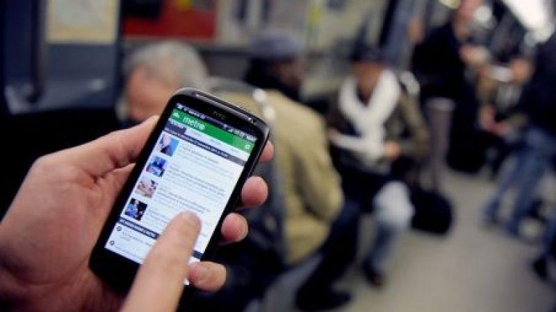 3G dans le métro : Free, Orange et Bouygues en négociation avec la RATP