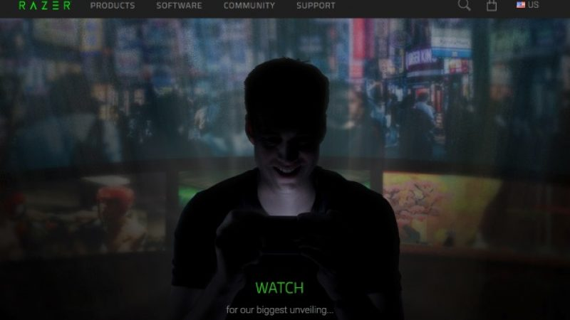 Razer prépare un smartphone pour les gamers