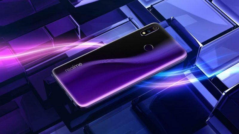 Realme, la marque chinoise attendue prochainement en Europe, officialise le design de son prochain smartphone