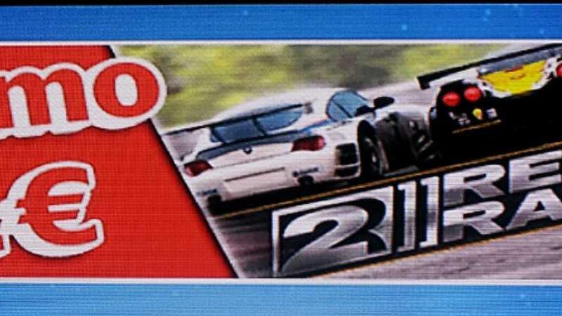 Promo sur Freebox Révolution : le jeu Real Racing 2 à 1 euro