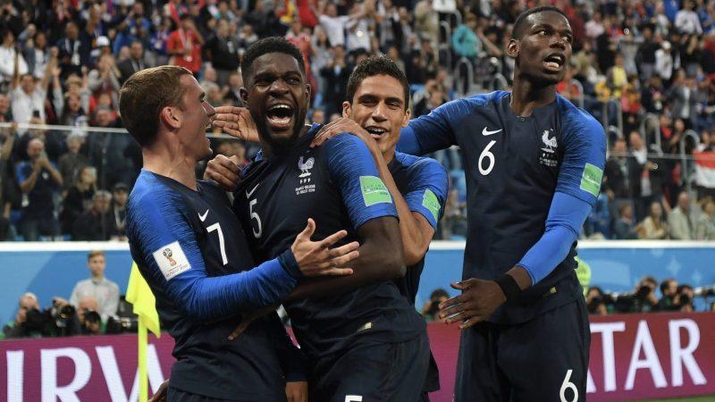 TF1 signe un record d'audience grâce au match France-Belgique