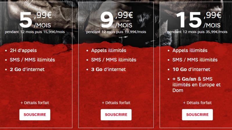 RED by SFR relance les « Journées Guerrières » avec une astuce pour gagner plus