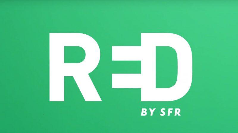 """RED By SFR lance son """"Black Forfait"""" avec gigas illimités"""