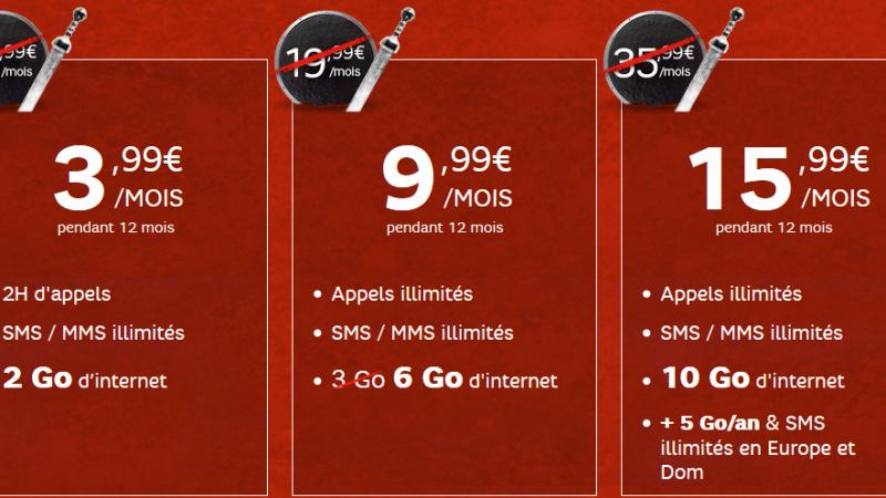RED by SFR : du nouveau pour relancer les « Journées Guerrières »
