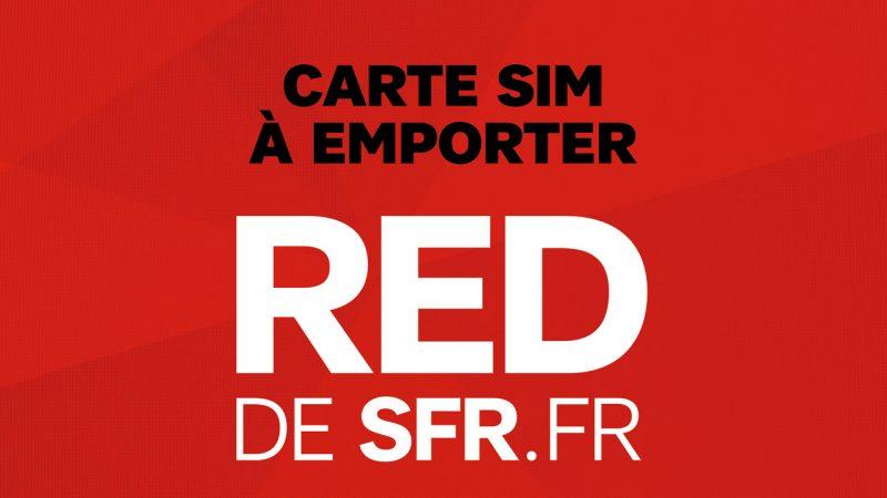 SFR Red : désormais disponible en magasin… mais pas en boutique SFR