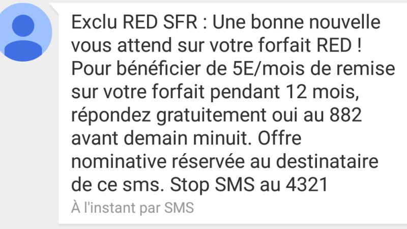 Numericable-SFR réagit face à la Vente-Privée de Free Mobile