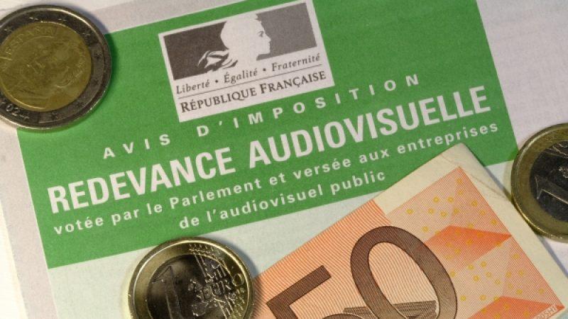 Quatre euros de plus sur la redevance TV