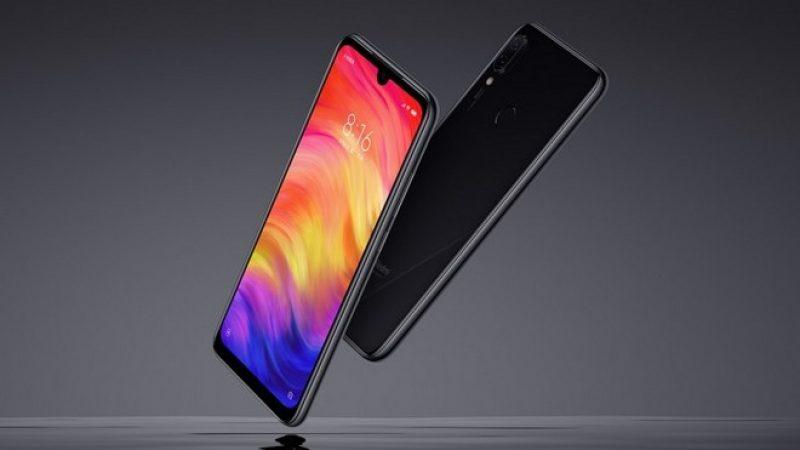 Redmi Note 7 : smartphone avec photo 48 Mégapixels à prix attractif