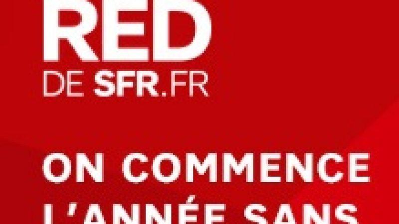 SFR et RED  : promotions de rentrée avec une Serie Limitée Napster