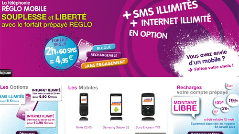 Face à Free Mobile, Leclerc Mobile réagit avec Reglo Mobile