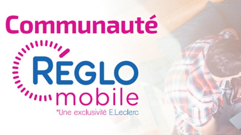 Reglo Mobile : 3h et 100 SMS à 4,95 €/mois et un hors-forfait assassin…