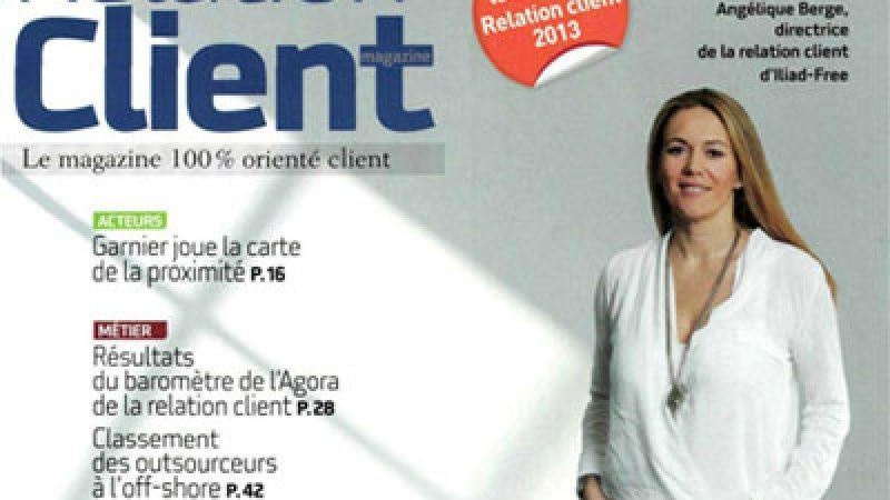 """Angélique Berge : """"la perception de nos services est bien meilleure auprès de nos freenautes"""""""