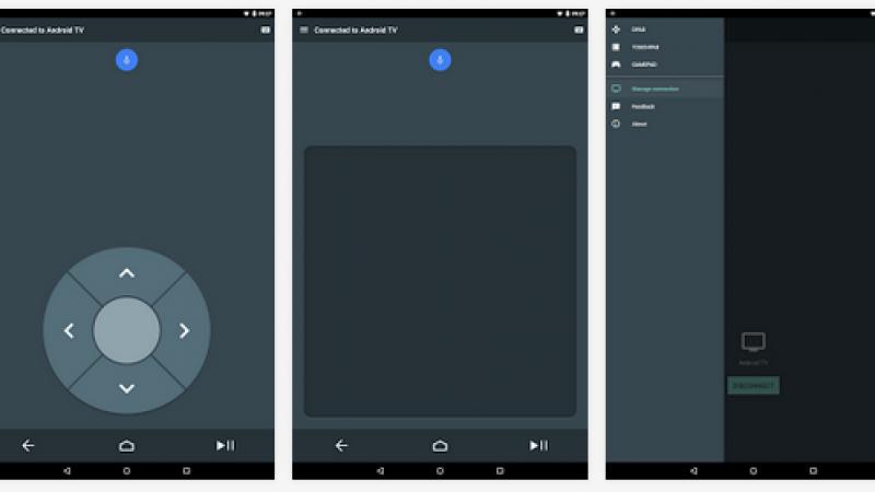 Freebox Mini 4K : mise à jour de l'application télécommande Android TV