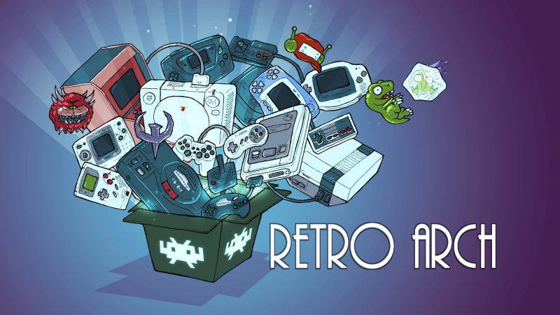 Retroarch : Jouez à tous vos jeux rétros sur émulateur avec la Freebox Mini 4K
