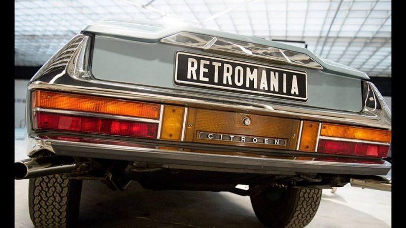 Auto Moto : Rétromania vous fait découvrir des voitures de légendes.