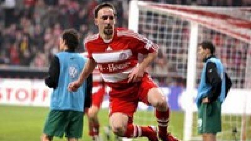 [Vidéo] Franck Ribery fait son show sur Direct8
