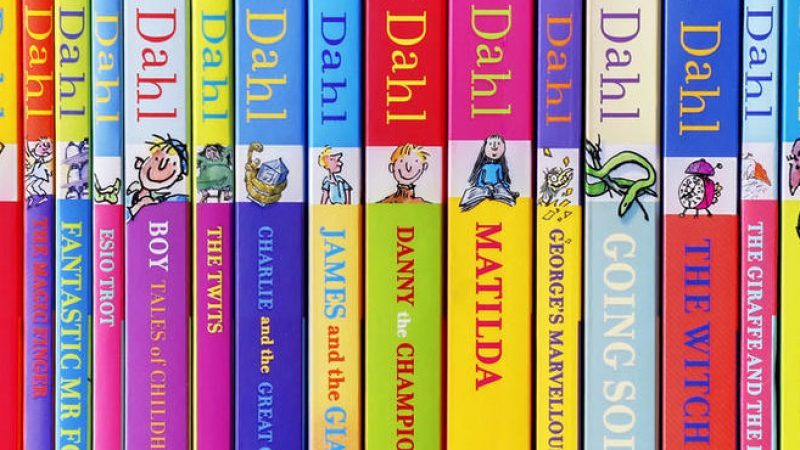 Netflix: Les plus gros succés de Roald Dahl adaptés en animés