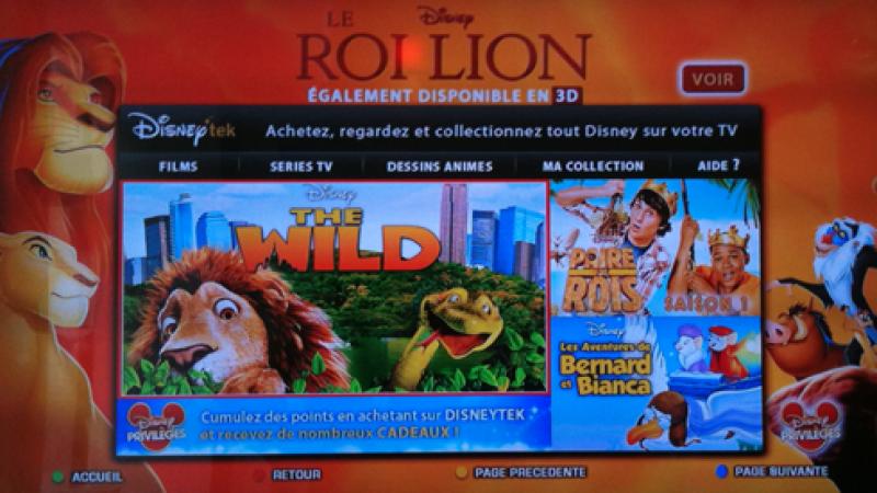 Disneytek : « Le Roi Lion, La légende est de retour » disponible en téléchargement définitif