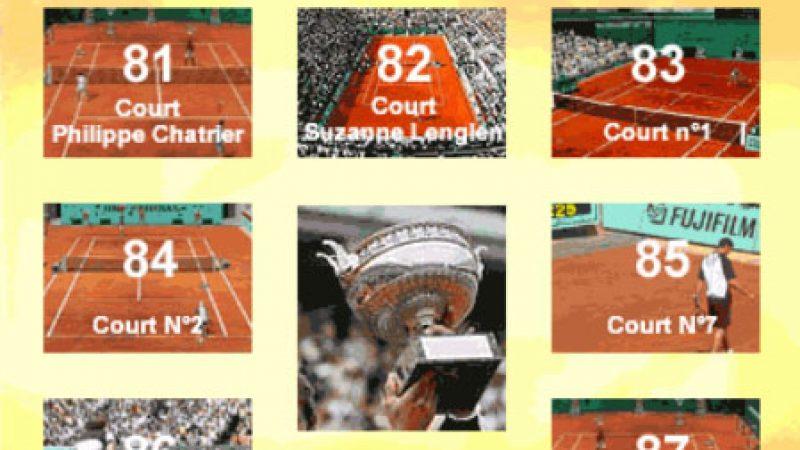 Roland Garros : France TV stoppe le multicourts en TV par ADSL, qui sera disponible sur mobile et tablette