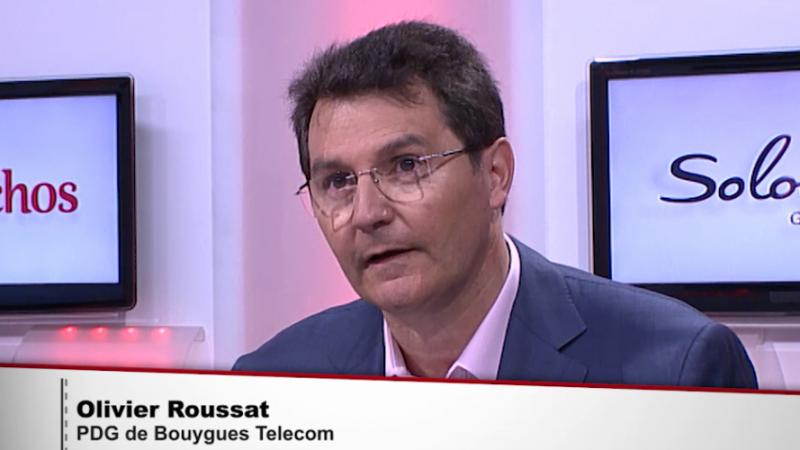 Pour le PDG de Bouygues Télécom, les télécoms sont dans « un chahut important » depuis l'arrivée de Free Mobile