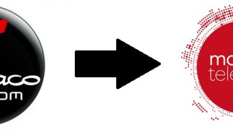 Découvrez le nouveau logo de Monaco Telecom, propriété de Xavier Niel